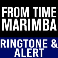 From Time Marimba Ringtone and Alert
