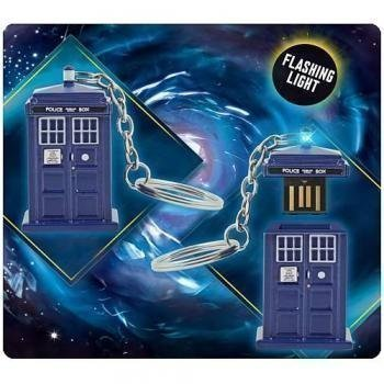 Clé USB Mémoire Doctor Who TARDIS 4GB Par Underground Toys [Toy]