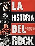Historia del rock (Spanish Edition) by Parragon Books (2014-03-14)