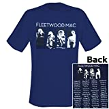 Fleetwood Mac - T-Shirt On Tour 2003 (in XL)