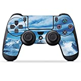 Sony Playstation 4manette Film autocollant skin en vinyle autocollant Montagnes d'hiver de neige