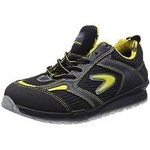 """Cofra 78480–000.w37Talla 37O1SRC FO de """"Bartali Zapatos de seguridad, color negro y amarillo"""
