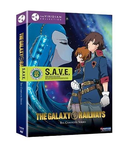 The Galaxy Railways - Galaxy Railways Box Set [Import USA Zone