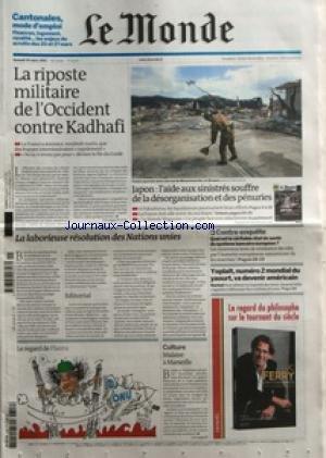 monde-le-no-20576-du-19-03-2011-le-rispote-militaire-de-loccident-contre-kadhafi-japon-laide-aux-sin