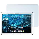 atFolix Displayschutzfolie für Samsung Galaxy TabPro 10.1 (LTE & Wi-Fi) Schutzfolie - 2 x FX-Clear kristallklare Folie