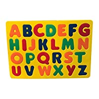 Whiie891203 Puzzle IQ Game Educational Toys,Magnetic EVA Foam Letters Shape Numbers Stickers Kids Learning Fridge Learning Toy for Kids Birthday Choice