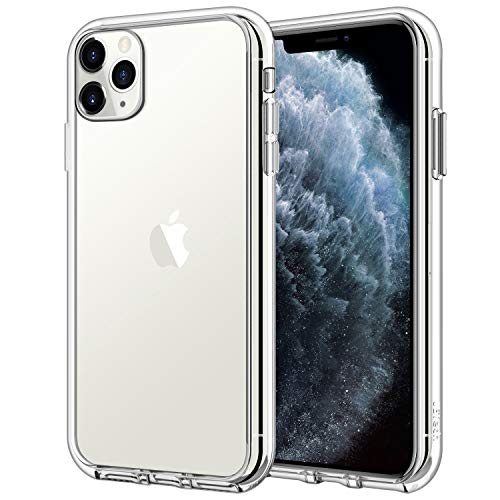 Opamoo Custodia iPhone 11 Pro Cover iPhone 11 Pro Trasparente TPU