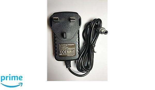 9V AC-DC Power Adaptor Reebok Premier X Trainer REO-11211 Cross Trainer