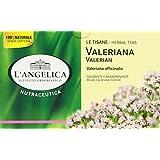 L'Angelica - Tisana Valeriana, Calmante E Rasserenante - 20 Filtri