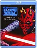 Star wars : the clone wars, saison 4 [Blu-ray] [FR Import]