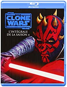Star Wars - The Clone Wars - Saison 4 [Blu-ray]