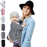 Fastique Kids Babytragetuch - elastisches Tragetuch für Früh- und...