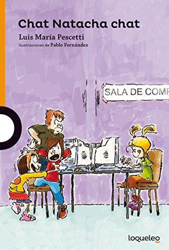 Chat Natacha, chat par Luis Maria Pescetti