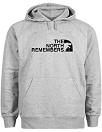 The North Remembers Game Of Thrones Sweat a capucha unisex