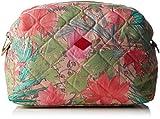 Oilily FF M Toiletry Bag OCB6117-107 Damen Kosmetiktäschchen 25x16x10 cm (B x H x T), Pink (Melon 107)