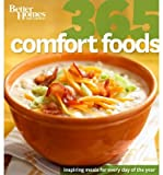 [(Better Homes and Gardens 365 Comfort Foods)] [ By (author) Better Homes & Gardens ] [October, 2013]