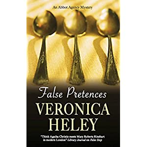 False Pretences (An Abbot Agency Mystery)