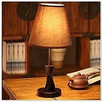 ZYCkeji Zart Einfache Moderne Holz Kreative Mode Nachttischlampe Tischlampe Schlafzimmer Nacht Hochzeit Wohnzimmer... preisvergleich bei billige-tabletten.eu