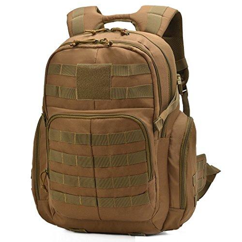 Imagen de mountaintop 40l  militar /táctica molle / acampada /camping /senderismo/ deporte/ backpack de asalto patrulla