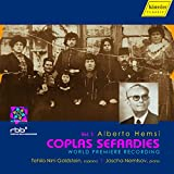 Coplas Sefardies Vol 1