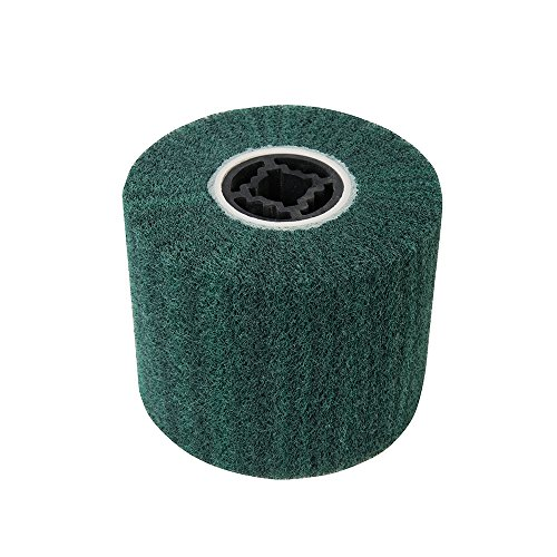 GMC 896574 Tambour nylon 100 x 120 mm Grain 180