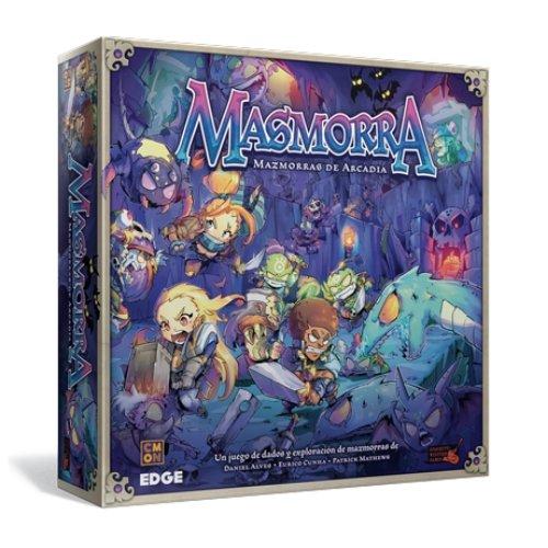 Mazmorras de Arcadia Masmorra Edge Entertainment EDGMMR001