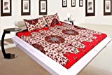 #3: Elastic Fitted Bedsheets (Beige Centre)