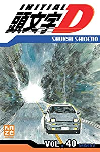 Initial D Edition simple Tome 40