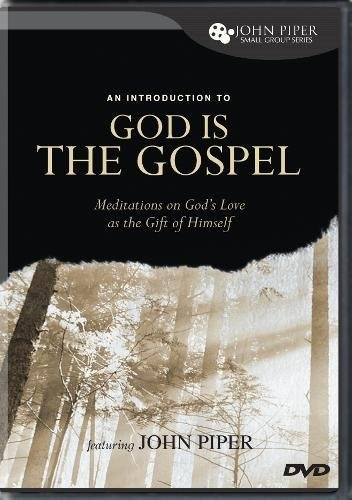 God is the Gospel: Meditations on God's Love As the Gift of Himself Piper Ntsc-video