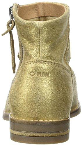 PLDM by Palladium Damen Sully Cmp Kurzschaft Stiefel Goldfarben