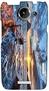 Timpax protective Armor Hard Bumper Back Case Cover. Multicolor printed on 3 Dimensional case with latest & finest graphic design art. Compatible with HTC one X+ ( Plus ) Design No : TDZ-27176