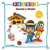 Pocoyó. Hansel y Gretel: Con texturas en le interior (Cuentos clásicos con texturas