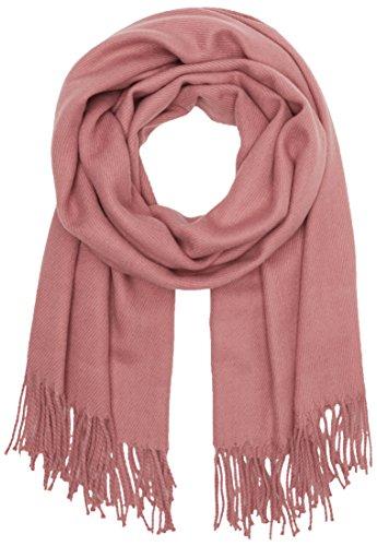 ONLY Damen Schal Onlanna Weaved Scarf AC Noos, Rosa (Mesa Rose), One size