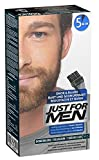 Just For Men - M25 - Pflege Brush In Color Gel für Bart, Schnurrbart, Hellbraun