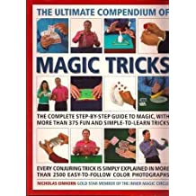 The Ultimate Compedium Of Magic Tricks