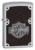 Zippo 1220084 Nr. 205 H-D Carbon Fibre