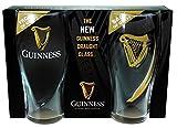 Guinness Harp Glass, Set of 2