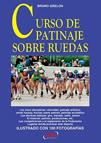 Curso de patinaje sobre ruedas por Bruno Grelon