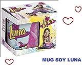 Mug Tasse céramique Disney Soy Luna 325ml dans sa boite