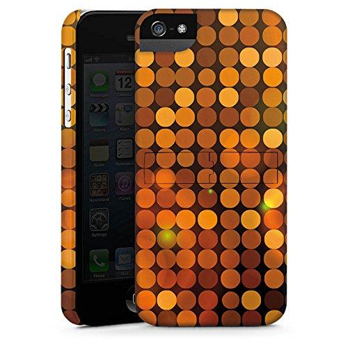 Apple iPhone X Silikon Hülle Case Schutzhülle Disco Pailetten Party Premium Case StandUp