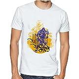 Casotec Bam Bam Bhole Custom Printed Designer Polyester Sports Round Neck T-Shirt Amazon