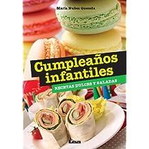 Cumpleaños infantiles, recetas dulces y saladas