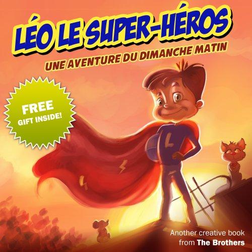 Léo le super-héros par TheBrothers