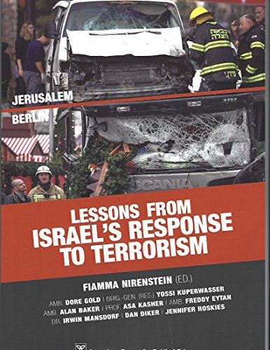 Lessons from Israel's Response to Terrorism