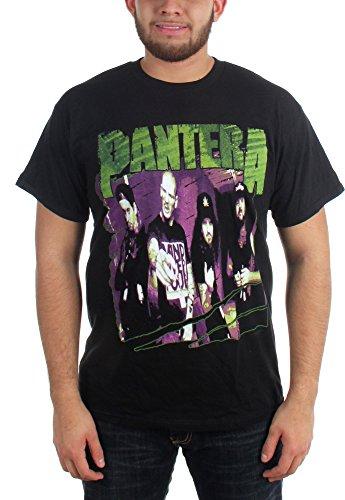 Pantera -  T-shirt - Uomo nero X-Large