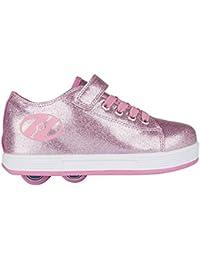Heelys X2 atenuar - zapatos de ropa de descanso para niñas Rosa Rosa rosa Talla:UK3 / EU35