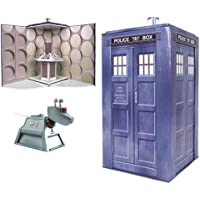 Doctor Who TARDIS Collectible Set with K-9 Figure NEW