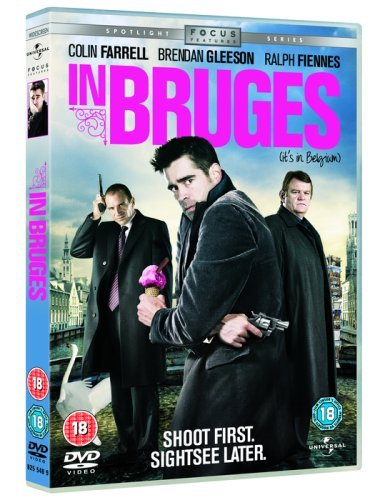 In Bruges (2008) Colin Farrell; Ralph Fiennes; Brendan Gleeson by Noomi Rapace