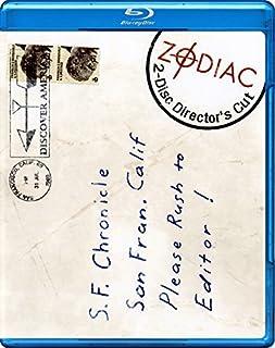 Zodiac (Director's Cut) [Blu-ray] [Director's Cut] (B001927NA8) | Amazon price tracker / tracking, Amazon price history charts, Amazon price watches, Amazon price drop alerts