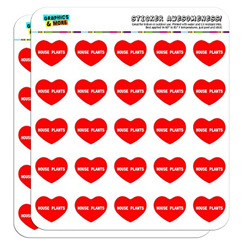 25cm-1-scrapbooking-crafting-stickers-i-love-heart-sports-hobbies-h-j-house-plants